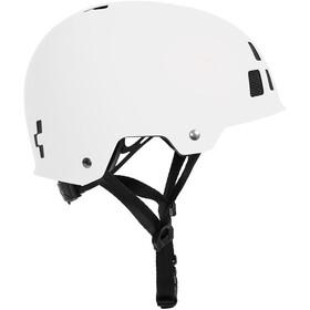 Cube Dirt casco per bici Bambino bianco